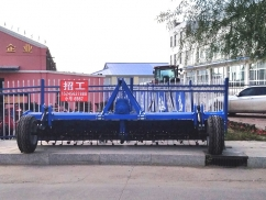 4 meter rotary tiller