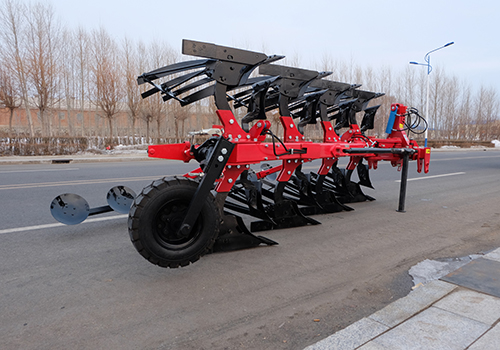Hydraulic turnover plough manufacturer