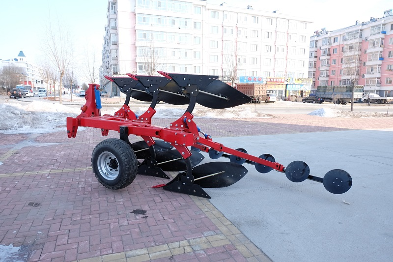 343 hydraulic turnover plow